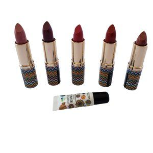 NWOB SMASHBOX Be Legendary 6 pc Lipstick Set
